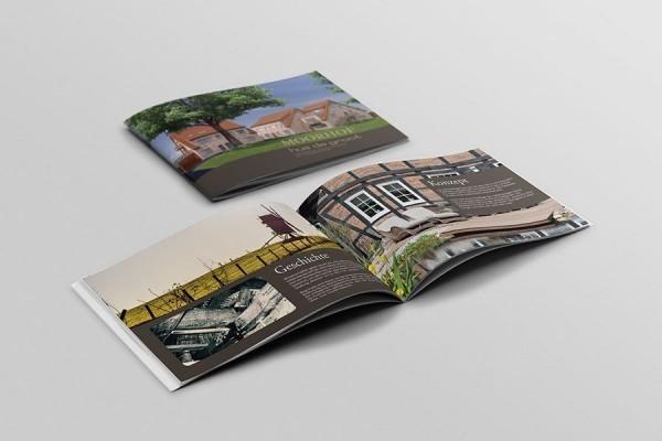 Exposé Printdesign hus de groot Bissendorf