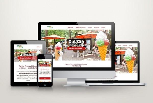 Responsive Webdesign Dal Cin