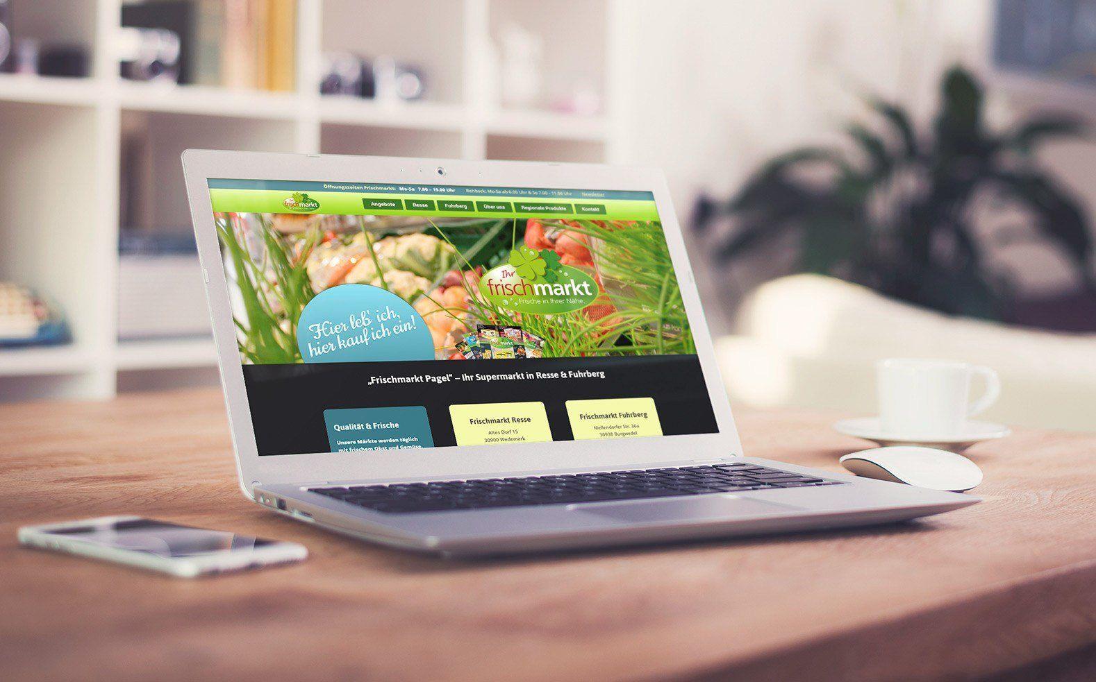 ERNST MEDIA Werbeagentur | Webdesign, Printdesign & Marketing