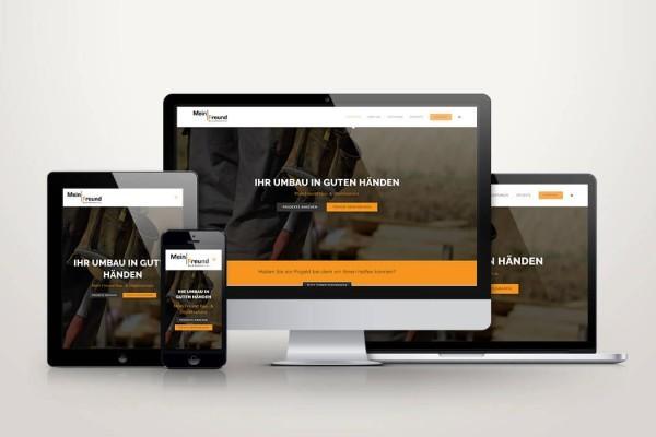 Responsive Webdesign Mein Freund Negenborn