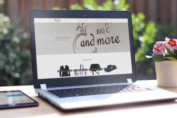 Webdesign Responsive BIG C and more Schwarmstedt